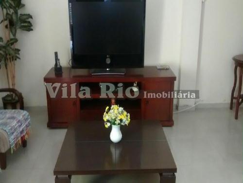 SALA - Casa 4 quartos à venda Vila Valqueire, Rio de Janeiro - R$ 1.000.000 - VR40078 - 1