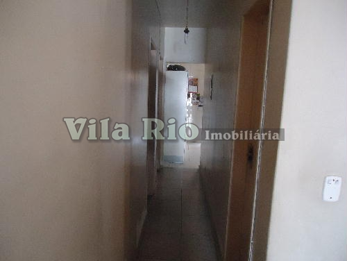 CIRCULAÇÃO - Casa 6 quartos à venda Irajá, Rio de Janeiro - R$ 950.000 - VR60006 - 24