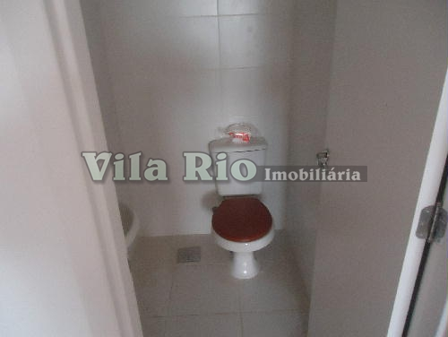 BANHEIRO - Sala Comercial 25m² à venda Vila da Penha, Rio de Janeiro - R$ 210.000 - VS00017 - 4