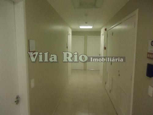 CIRCULAÇÃO1 - Sala Comercial 25m² à venda Vila da Penha, Rio de Janeiro - R$ 210.000 - VS00017 - 6