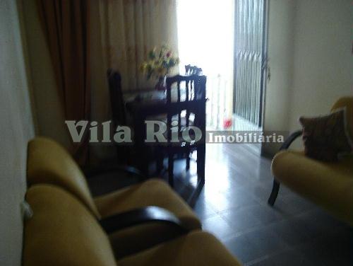 SALA - Apartamento À VENDA, Vila da Penha, Rio de Janeiro, RJ - VZ20048 - 1