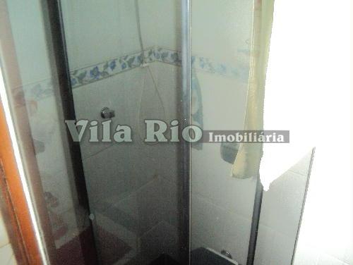 BANHEIRO1 - Apartamento 2 quartos à venda Parada de Lucas, Rio de Janeiro - R$ 185.000 - VZ20090 - 11