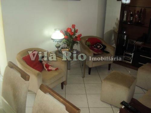SALA1 - Apartamento 2 quartos à venda Parada de Lucas, Rio de Janeiro - R$ 185.000 - VZ20090 - 3