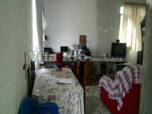 SALA - Apartamento À VENDA, Braz de Pina, Rio de Janeiro, RJ - VZ20100 - 1