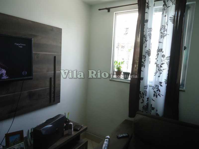 SALA - Apartamento 1 quarto à venda Honório Gurgel, Rio de Janeiro - R$ 125.000 - VRAP10001 - 3
