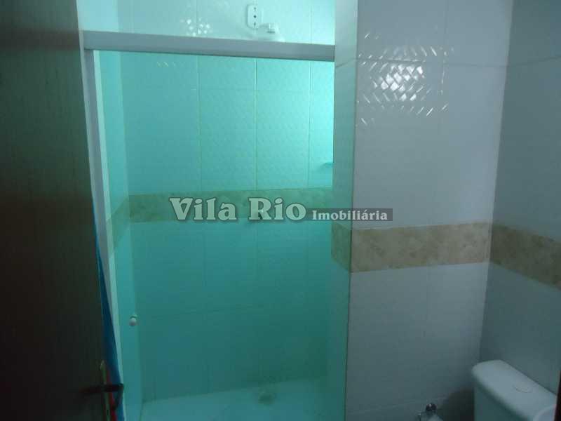 BANHEIRO - Apartamento 1 quarto à venda Honório Gurgel, Rio de Janeiro - R$ 125.000 - VRAP10001 - 6
