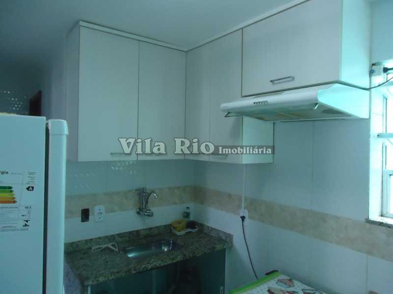 COZINHA - Apartamento 1 quarto à venda Honório Gurgel, Rio de Janeiro - R$ 125.000 - VRAP10001 - 8