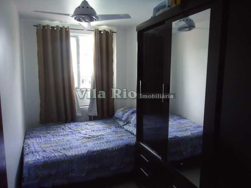 QUARTO - Apartamento 1 quarto à venda Honório Gurgel, Rio de Janeiro - R$ 125.000 - VRAP10001 - 5