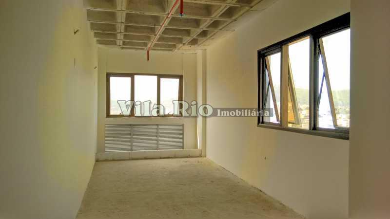 SS - Sala Comercial 34m² à venda Vila da Penha, Rio de Janeiro - R$ 285.000 - VRSL00001 - 4