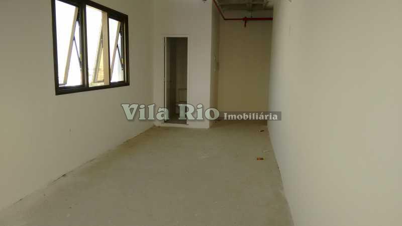 SSS - Sala Comercial 34m² à venda Vila da Penha, Rio de Janeiro - R$ 285.000 - VRSL00001 - 5