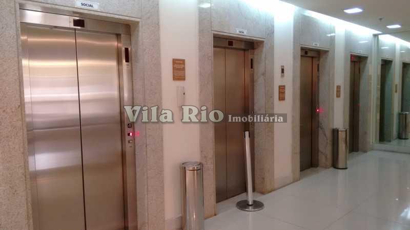 EL - Sala Comercial 34m² à venda Vila da Penha, Rio de Janeiro - R$ 285.000 - VRSL00001 - 9