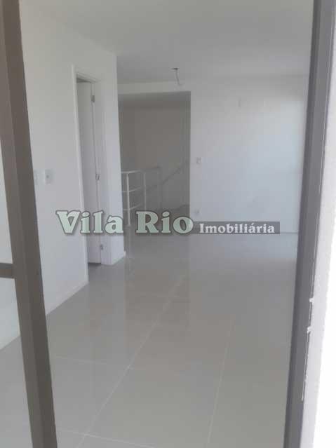 SALA1.1 - Cobertura 3 quartos à venda Vila da Penha, Rio de Janeiro - R$ 1.050.000 - VRCO30001 - 3
