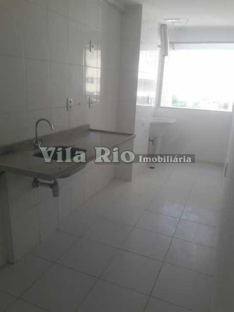 COZINHA - Cobertura 3 quartos à venda Vila da Penha, Rio de Janeiro - R$ 1.050.000 - VRCO30001 - 10