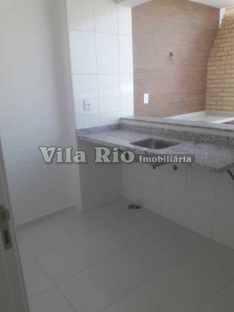 COZINHA1.1 - Cobertura 3 quartos à venda Vila da Penha, Rio de Janeiro - R$ 1.050.000 - VRCO30001 - 11