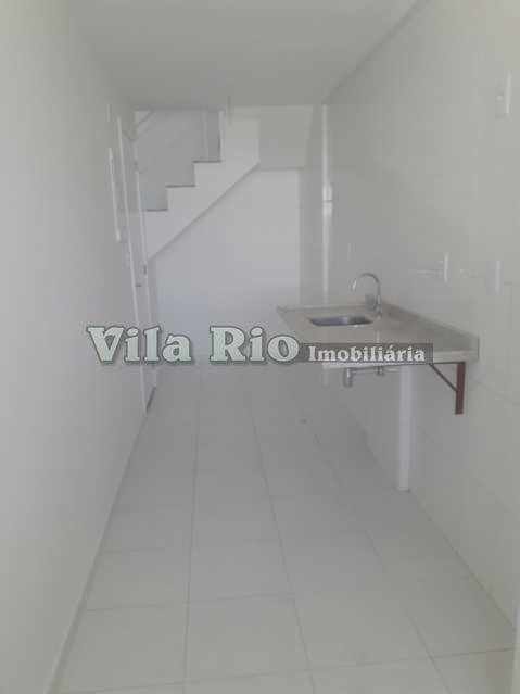 COZINHA1 - Cobertura 3 quartos à venda Vila da Penha, Rio de Janeiro - R$ 1.050.000 - VRCO30001 - 12