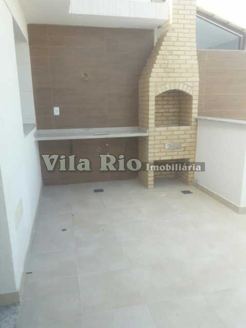 CHURRASQUEIRA - Cobertura 3 quartos à venda Vila da Penha, Rio de Janeiro - R$ 1.050.000 - VRCO30001 - 13