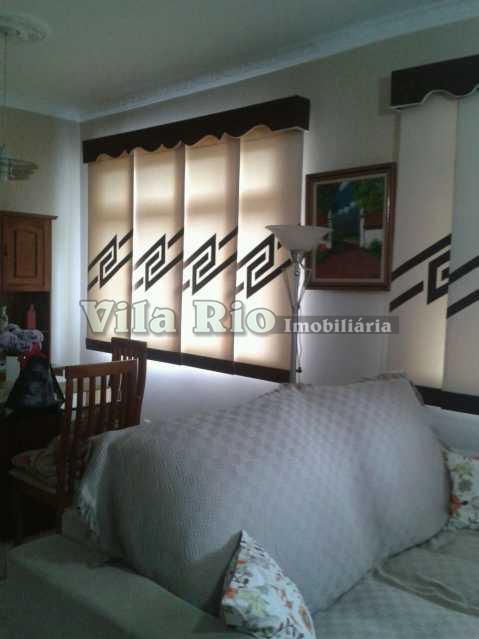 SALA1.1 - Cobertura Vila da Penha, Rio de Janeiro, RJ À Venda, 3 Quartos, 138m² - VRCO30002 - 3