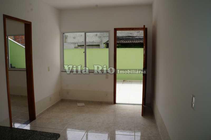SALA. - Casa em Condominio Penha,Rio de Janeiro,RJ Para Alugar,1 Quarto,39m² - VCN10002 - 3