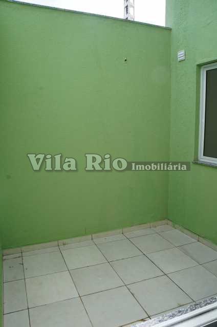 AREA. - Casa em Condominio Penha,Rio de Janeiro,RJ Para Alugar,1 Quarto,39m² - VCN10002 - 4