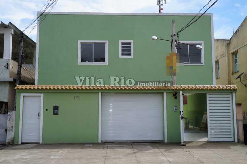 FACHADA 4. - Casa em Condominio Penha,Rio de Janeiro,RJ Para Alugar,1 Quarto,39m² - VCN10002 - 1