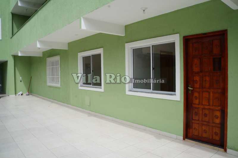 FACHADA 5. - Casa em Condominio Penha,Rio de Janeiro,RJ Para Alugar,1 Quarto,39m² - VCN10002 - 14