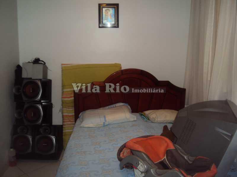 QUARTO - Casa 3 quartos à venda Vila da Penha, Rio de Janeiro - R$ 1.120.000 - VCA30001 - 3