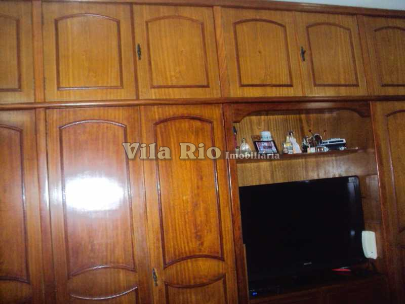 QUARTO1.1 - Casa 3 quartos à venda Vila da Penha, Rio de Janeiro - R$ 1.120.000 - VCA30001 - 4