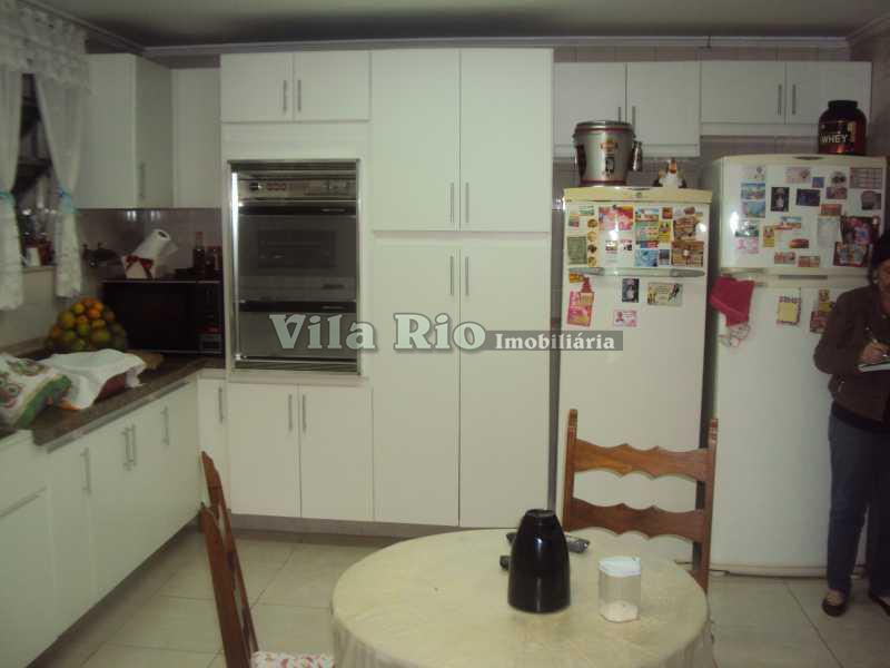 COZINHA1 - Casa 3 quartos à venda Vila da Penha, Rio de Janeiro - R$ 1.120.000 - VCA30001 - 21