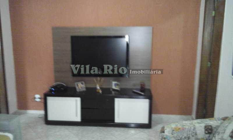 SALA - Casa de Vila 2 quartos à venda Vaz Lobo, Rio de Janeiro - R$ 235.000 - VCV20001 - 1