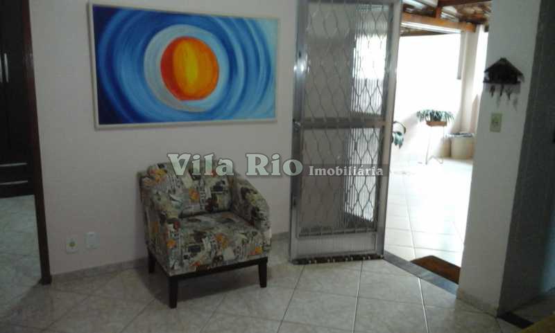 SALA1.1 - Casa de Vila 2 quartos à venda Vaz Lobo, Rio de Janeiro - R$ 235.000 - VCV20001 - 3