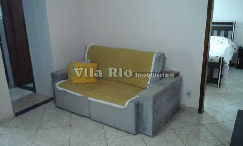 SALA1 - Casa de Vila 2 quartos à venda Vaz Lobo, Rio de Janeiro - R$ 235.000 - VCV20001 - 4