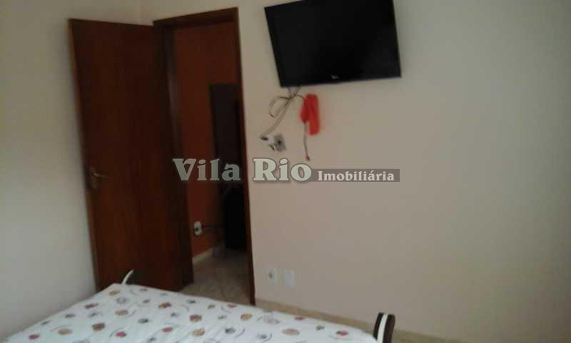 QUARTO1 - Casa de Vila 2 quartos à venda Vaz Lobo, Rio de Janeiro - R$ 235.000 - VCV20001 - 7