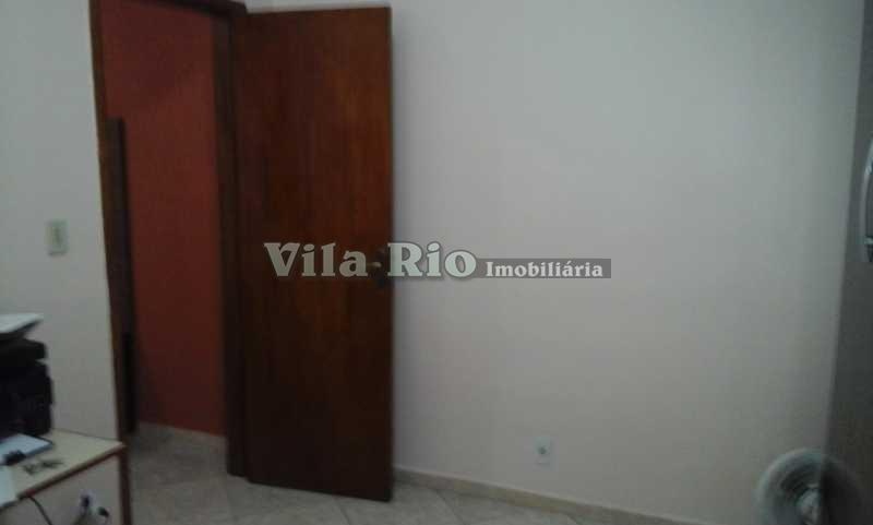 QUARTO2.1 - Casa de Vila 2 quartos à venda Vaz Lobo, Rio de Janeiro - R$ 235.000 - VCV20001 - 8
