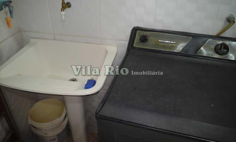 ÁREA - Casa de Vila 2 quartos à venda Vaz Lobo, Rio de Janeiro - R$ 235.000 - VCV20001 - 10