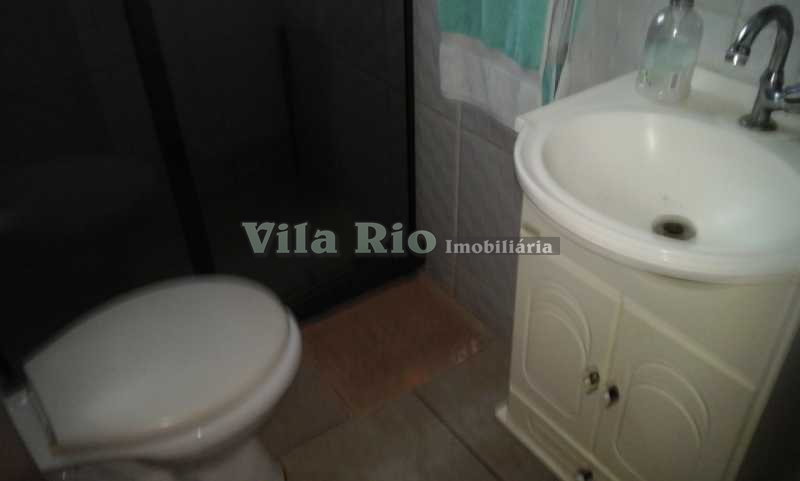 BANHEIRO1 - Casa de Vila 2 quartos à venda Vaz Lobo, Rio de Janeiro - R$ 235.000 - VCV20001 - 13