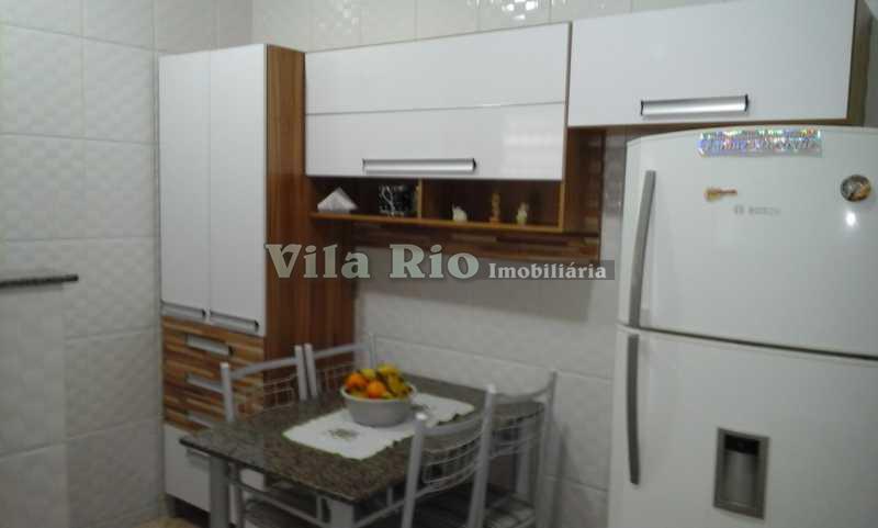 COZINHA - Casa de Vila 2 quartos à venda Vaz Lobo, Rio de Janeiro - R$ 235.000 - VCV20001 - 14