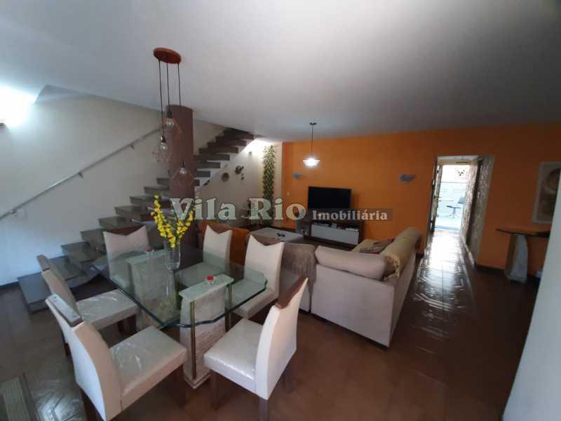 SALA 1. - Casa 4 quartos à venda Vila da Penha, Rio de Janeiro - R$ 1.500.000 - VCA40002 - 1