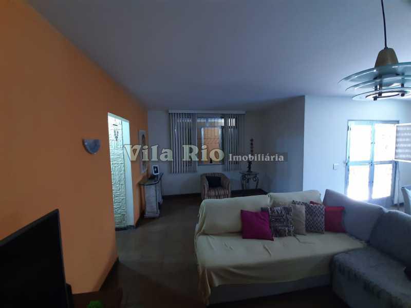 SALA 2. - Casa 4 quartos à venda Vila da Penha, Rio de Janeiro - R$ 1.500.000 - VCA40002 - 3
