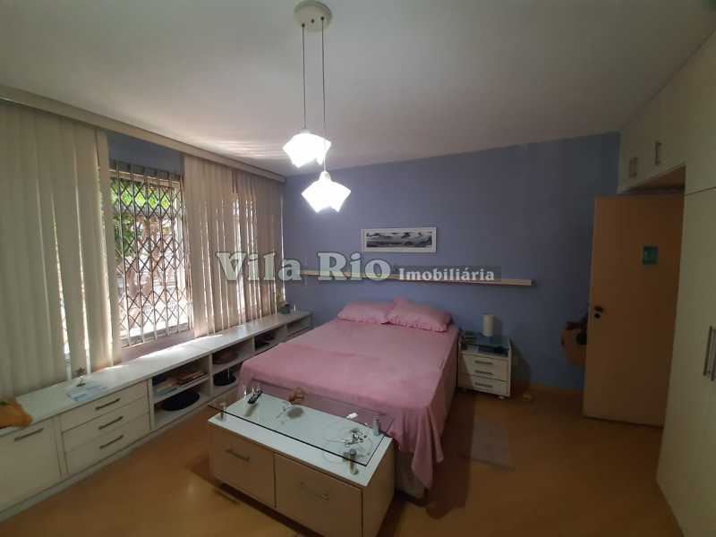 QUARTO 1. - Casa 4 quartos à venda Vila da Penha, Rio de Janeiro - R$ 1.500.000 - VCA40002 - 6