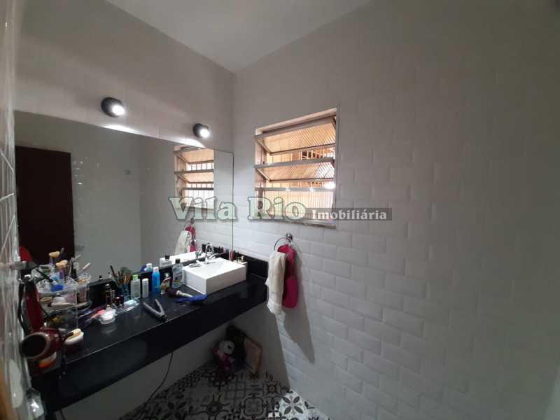 BANHEIRO 1. - Casa 4 quartos à venda Vila da Penha, Rio de Janeiro - R$ 1.500.000 - VCA40002 - 12