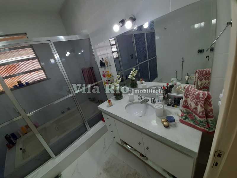 BANHEIRO 5. - Casa 4 quartos à venda Vila da Penha, Rio de Janeiro - R$ 1.500.000 - VCA40002 - 16