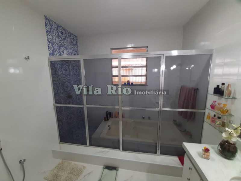BANHEIRO 7. - Casa 4 quartos à venda Vila da Penha, Rio de Janeiro - R$ 1.500.000 - VCA40002 - 18