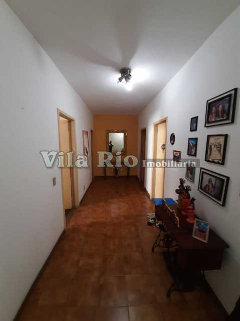 CIRCULAÇÃO 1. - Casa 4 quartos à venda Vila da Penha, Rio de Janeiro - R$ 1.500.000 - VCA40002 - 19