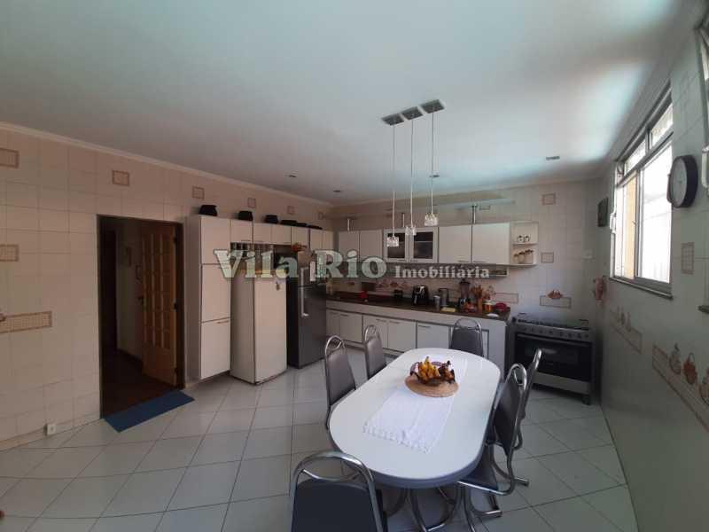 COZINHA 1. - Casa 4 quartos à venda Vila da Penha, Rio de Janeiro - R$ 1.500.000 - VCA40002 - 22
