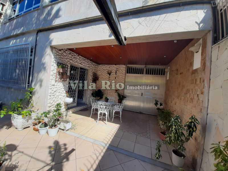 FRENTE 1. - Casa 4 quartos à venda Vila da Penha, Rio de Janeiro - R$ 1.500.000 - VCA40002 - 24