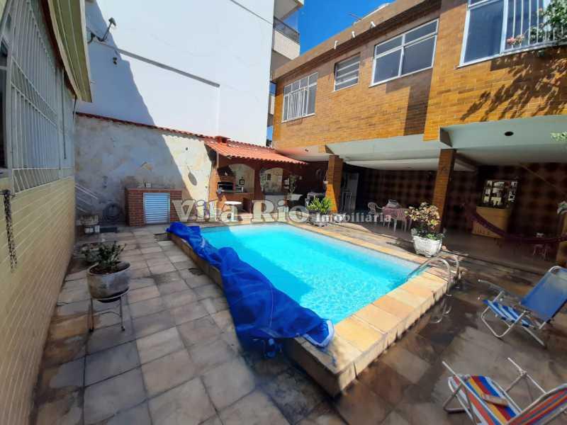 PISCINA 1. - Casa 4 quartos à venda Vila da Penha, Rio de Janeiro - R$ 1.500.000 - VCA40002 - 29