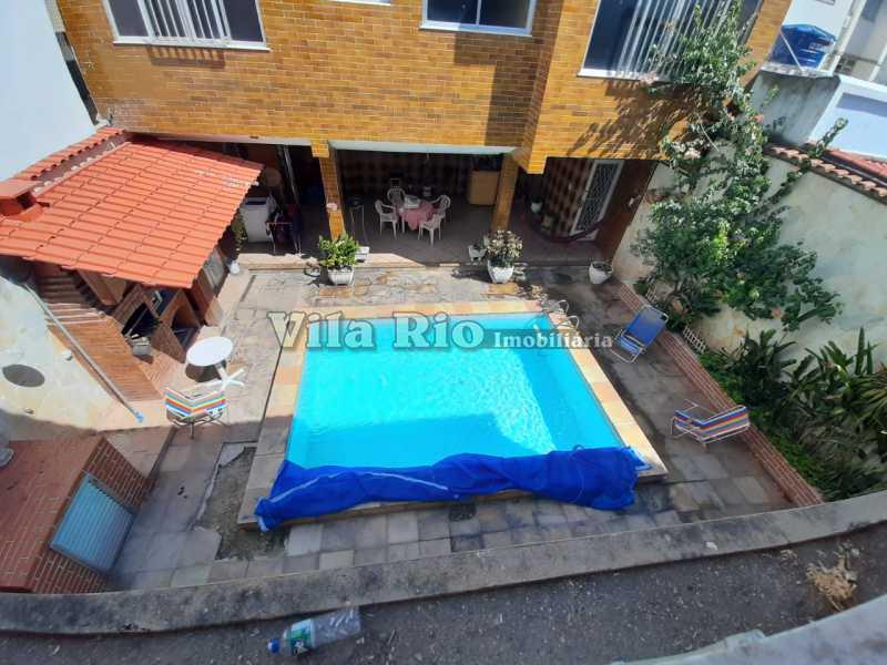 PISCINA 2. - Casa 4 quartos à venda Vila da Penha, Rio de Janeiro - R$ 1.500.000 - VCA40002 - 30