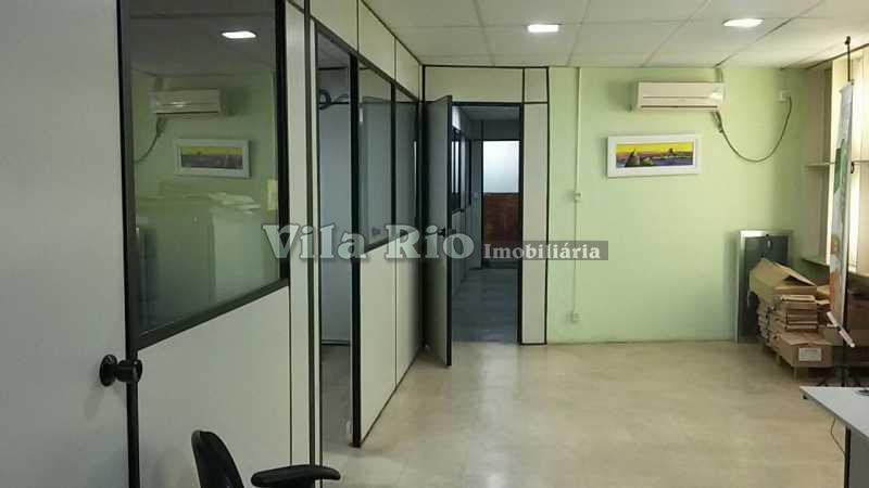ESCRITÓRIO  4 - Galpão 721m² à venda Rocha Miranda, Rio de Janeiro - R$ 980.000 - VGA00001 - 5
