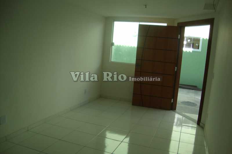 CASA LATERAL SALA - Casa em Condomínio 3 quartos à venda Oswaldo Cruz, Rio de Janeiro - R$ 275.000 - VCN30002 - 3