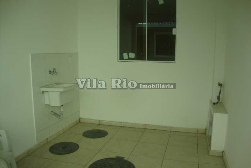 ÁREA E GARAGEM - Casa em Condomínio 3 quartos à venda Oswaldo Cruz, Rio de Janeiro - R$ 275.000 - VCN30002 - 10
